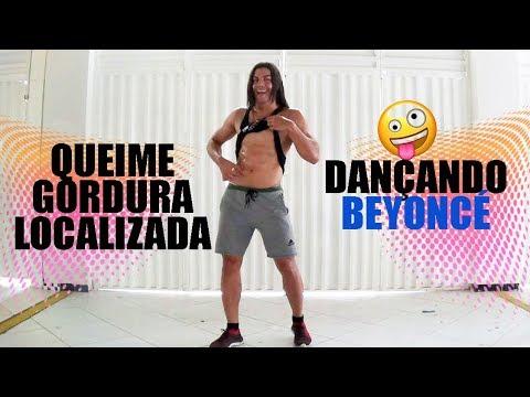 QUEIME GORDURA em 4 minutos DANÇANDO BEYONCÉ | #Desafio1Semana | Parte 3 | Irtylo Santos