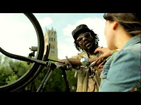 Sara Lugo & Kabaka Pyramid - High & Windy [Reggaeville Riddim/Oneness Rec/Official Video 2012]