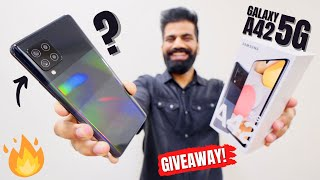 This Special Samsung 5G Smartphone Is For You - Galaxy A42 Unboxing & First Look🔥🔥🔥