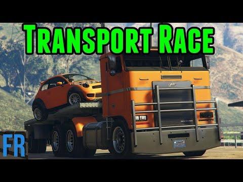 Gta 5 Challenge - Transport Race