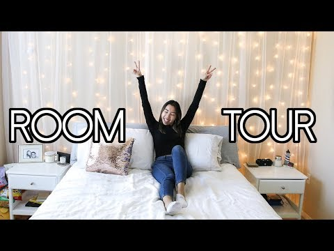 Tumblr Room Tour 2018! Neutral and Aesthetic Room Decor