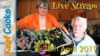 Live! 28th April 2019
