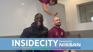 MENDY PLAYS FIFA 18 | INSIDE CITY 264