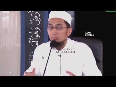 Manasik Haji Sesuai Tuntunan Nabi Muhammad - Ustadz Adi Hidayat, Lc., MA, Haji yang benar Pengen Mas.