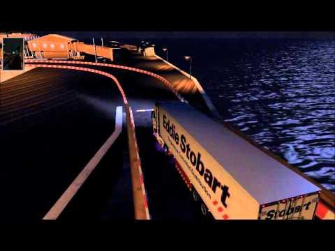 Eurotruck 2 Eddie Stobart to Helsinki