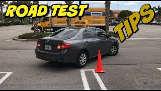 Driving test Tips/how to pass road test
