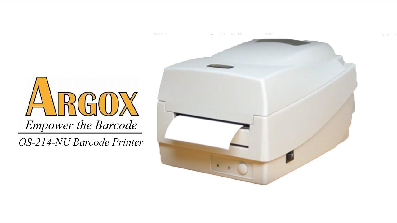 ARGOX OS-214NU DRIVER WINDOWS