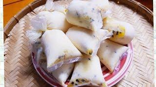 Sữa chua Chanh Dây    cách làm ngon nhất ai cũng mê tít   Thanh Tâm Food
