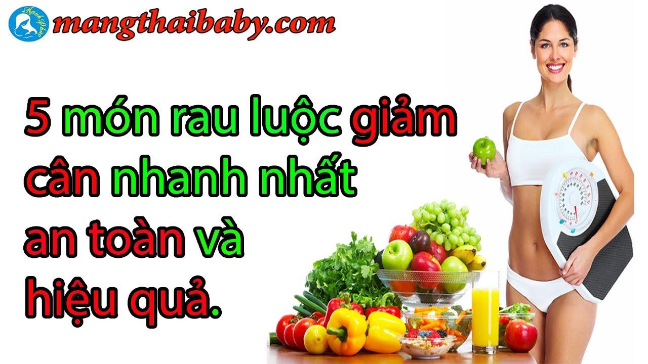 5 món rau luộc giúp giảm cân nhanh chóng mặt – Ăn rau gì giảm cân nhanh nhất  | mangthaibaby.com