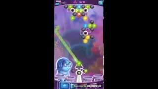 Как пройти 120 Головоломка шарики за ролики. Disney Inside Out Thought Bubbles - Level 120