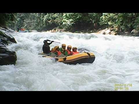 Gopeng White Water Rafting TL Offshore