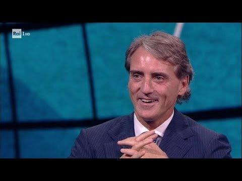 Roberto Mancini - Che tempo che fa 20/05/2018