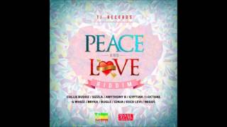 Peace And Love Riddim mix [MAY 2014] (TJ RECORDS) mix by djeasy