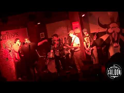 Coyote Bill hosts the Tuesday Blues Jam live at The Westport Saloon