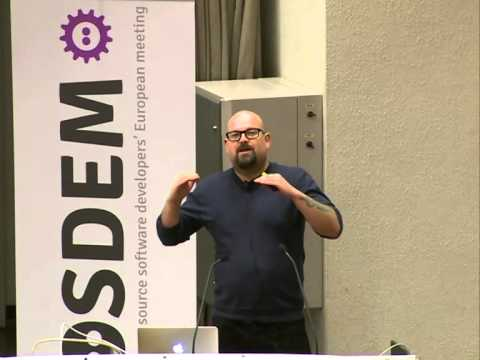 [FOSDEM 2014] Software Archaeology for Beginners