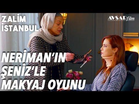Neriman Şeniz'e Makyaj Yapıyor - Zalim İstanbul 36. Bölüm