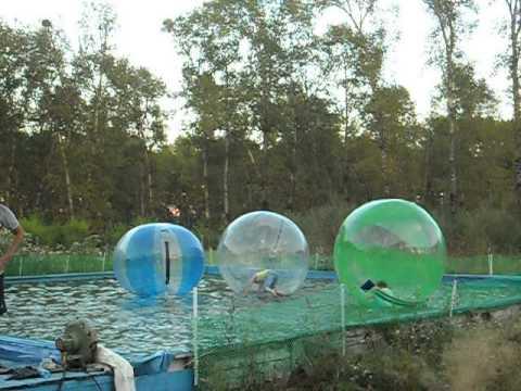 Водный шар ЗОРБ, Nuclear Globe