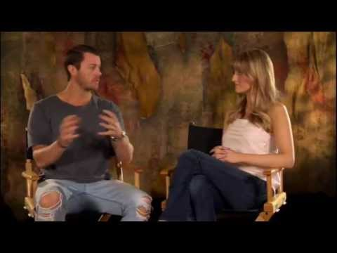 Spartacus Talking Agron And Nasir With Dan Feuerriegel In Blood Brothers Recap Youtube