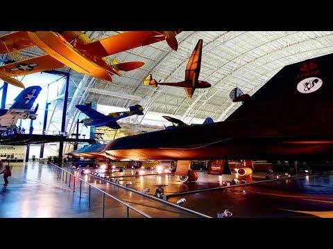 National Air Space Museum & Steven Udvar-Hazy Center 2017