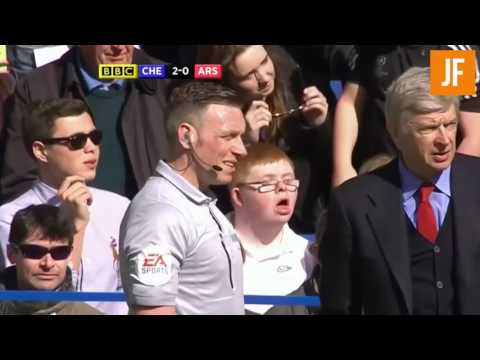 Chelsea 6 0 Arsenal  2013   2014  HD