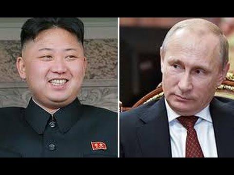 NORTH KOREA FIRES MISSILES! WHAT WILL PUTIN RUSSIA DO? IS KIM JONG-UN ILLUMINATI CONTROLLED?