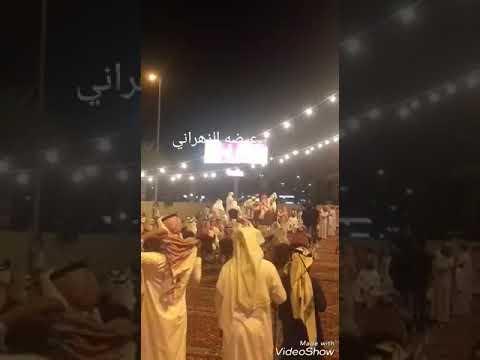 صالح اللخمي يجلد ايران والطاغيه بشار والرد من عبدالواحد الزهراني