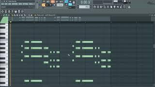 How to make a AfroBeat 2018 FL Studio 12