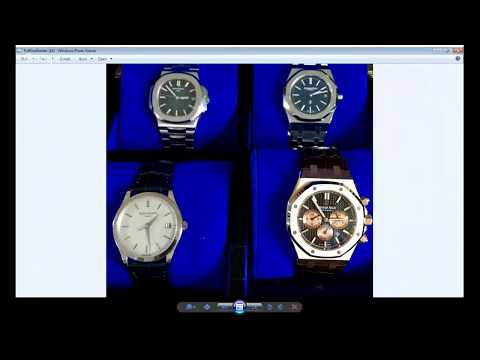 SERIOUS MONEY - The Watch Collector with an amazing collection