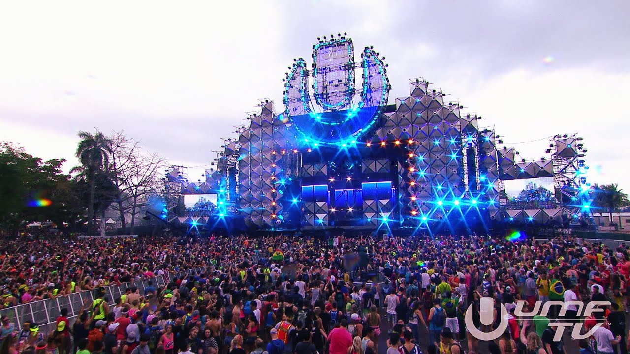 R3hab - Live at Ultra Music Festival 2013 - YouTube