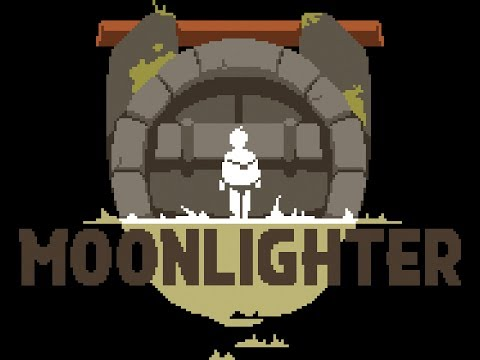 Highlight: MOONLIGHTER - Shopkeeper by day, dungeon crawler by night! (Stream VOD)