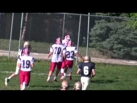 Sophomore Team Bishop Miege High School-Football-Stags 2011 Highlights