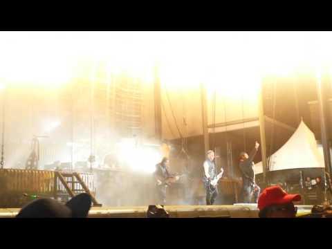 Rammstein-intro/Ramm4 Live 2016 Front Row