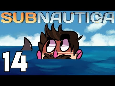 DANGERS OF SAND SHARKS | Subnautica Gameplay Let's Play #14