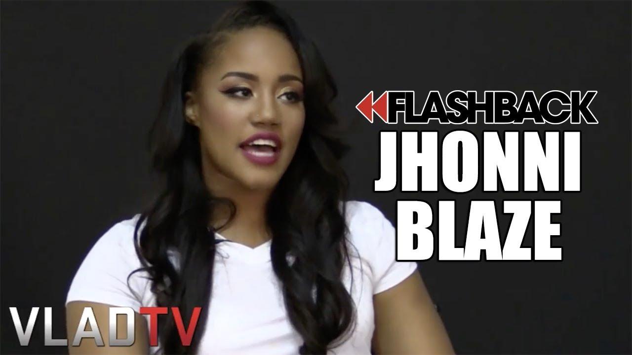 Flashback: Jhonni Blaze on Drake -