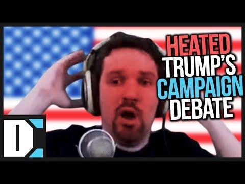 Russia's Involvement in Trump's Campaign - Destiny Debates