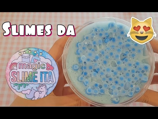 Slime di Magic SLIME ITA