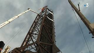 Sète : la démolition du célèbre pont mobile Sadi-Carnot occasionne de gros bouchons