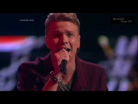 Danil. 'She's Gone'. The Voice Russia 2017.