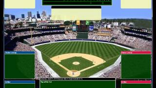 PureSim Baseball 4 11 2015 Royals at Angels Blanton vs Wilson
