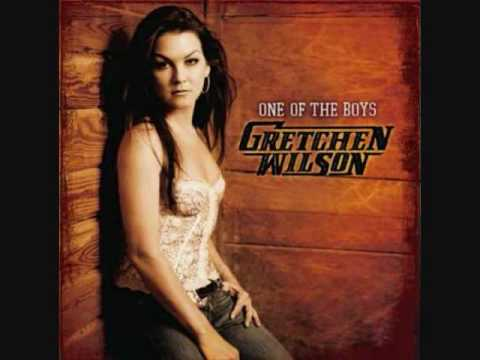 Gretchen Wilson-The Girl I Am