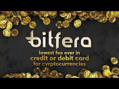 Bitfera | Buy Bitcoin With Credit & Debit Card Online. Purchase Crypto