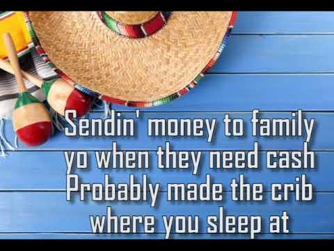 A Day Without A Mexican - Kap G (Lyrics)