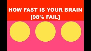 15 Visual Riddles To Test Your Attention And Brain Speed [98% Fail]