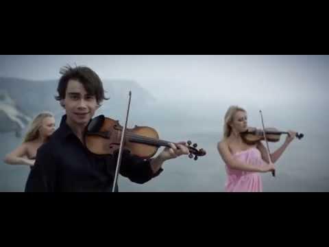 Видео, Alexander Rybak - Europes skies Mashup Небеса Европы