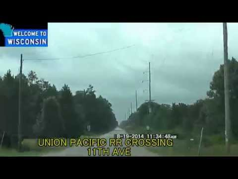 Butler WI to Adams WI 2014 HD