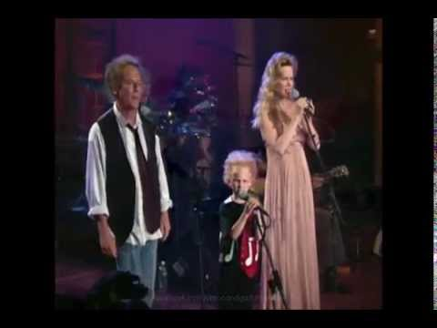 Art Garfunkel, son James & wife Kim  The 59th Street Bridge SongFeelin Groovy