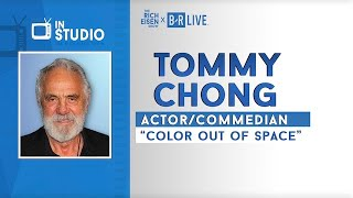 """Tommy Chong Talks """"The Masked Singer"""", UFC & More with Rich Eisen 