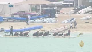 فعاليات مختلفة في احتفالات اليوم الرياضي بقطر