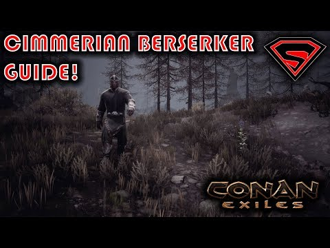 CONAN EXILES WHERE TO FIND THE CIMMERIAN BERSERKER THRALL