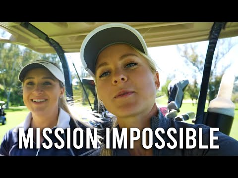 UH OH! THE GIRLS START MAKING SOME BIRDIES! / MISSION VIEJO COUNTRY CLUB²